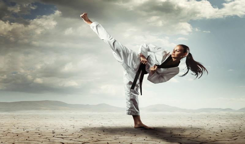 Martial Arts and Mental Health